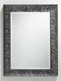 Metallic Finish Mirror